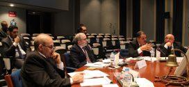 إجتماع يستعرض نشاط شركة الواحة للنفط وخطة عملها لعام 2019