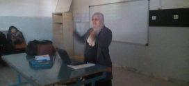محاضرة توعوية بمدرسة خديجة الكبري / بنغازي
