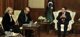 لودريان يؤكد دعم بلاده لخطة سلامة في ليبيا