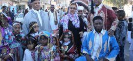 بنسخته الخامسة سبها تحتفل باليوم الوطني للزى الليبي