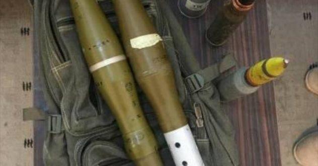 حقيبة معده للتفجير داخل مدرسة في صبراته