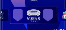 يويفا يعلن مواعيد نصف نهائي دوري الأبطال