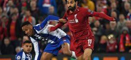 ليفربول يتخطى بورتو برباعية قاسية في دوري الأبطال