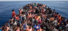 إنقاذ 67 مهاجراً غير شرعي قرب سواحل القربوللي