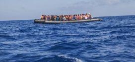 إنقاذ 203 مهاجراً قبالقة سواحل مدينة زليتن