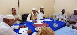 اجتماع لمناقشة ندرة المياه بدرج