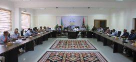 اللجنة الأمنية ببلدي زوارة تعقد أجتماعها الأول