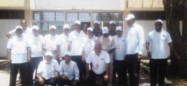 رابطة قدامي كرة السلة الليبية فى زيارة لمرض غسيل الكلى ببلدية زوارة