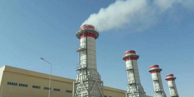 العامة للكهرباء: دخول الوحدة الثالثة من محطة أوباري على الشبكة العامة
