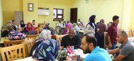 نزلاء دار الوفاء للمسنين فى زيارة لمدينة زوارة