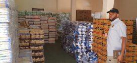 المؤسسة الوطنية للنفط تساهم في جهود الإغاثة الإنسانية في منطقة مرزق