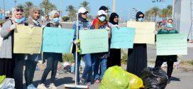 """حملة توعوية ميدانية لمحاربة خطر القمامة المتكدسة  تحت شعار """"نحبك ياطرابلس"""""""