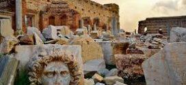 آثار ليبية مسروقة بمدينة سيدي بوزيد بتونس