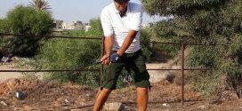 منتخب  الغولف يستعد للبطولة العربية