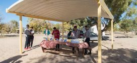 اليونيسف تنهي صيانة مرافق غابة أبوكشفة وتسلمها لكشاف زوارة