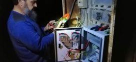 تركيب مضخات غاطسة بالقرية السكنية أبوكماش ببلدية زوارة