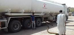 بلدي سبها :  توزيع الوقود في عدد من المحطات