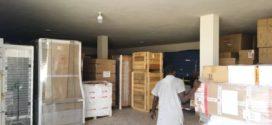 مستشفى أبوصرة بالزاوية يتسلم تجهيزات لأقسامه بعد إجراء الصيانة