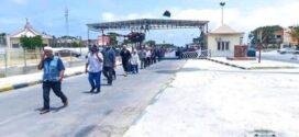 البدء في عودة الليبيين العالقين في تونس