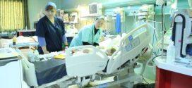فريق طبي أمريكي يجري عمليات قلب مفتوح للأطفال بمستشفى تاجوراء