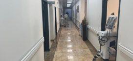 الصحة: تجهز مبنى لإيواء حالات الإصابة بكورونا بمستشفى العيون