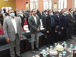 تعليم طرابلس يكريم العشرة أوائل الثانوية العامة