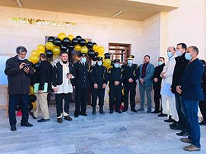 صبراتة.. افتتاح مبني البلدية الجديد