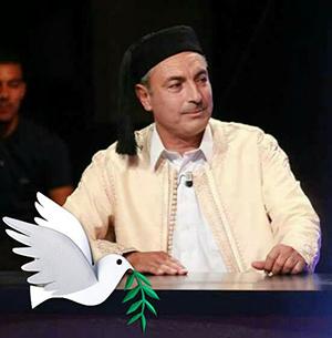 """عبد الباسط أبو قندة مع """"زنقة الريح """" الجزء الثاني"""